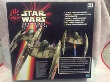 BOXED star wars TRIO DROID STARFIGHTER TRADE FEDERATION EP1 episode 1 427