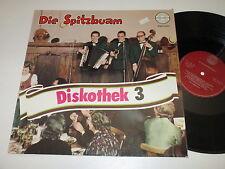 LP/DIE DREI SPITZBUAM/SPITZBUBEN/DISKOTHEK 3/AVRS 18023 *
