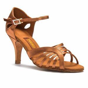 Tanzschuhe Damen Latein Standard Salsa Rumba Tanz Schuhe Freed Gabriela GABP
