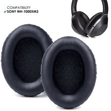 Ear Cushion Kit For Sony MDR XD100  Headphones EarPads Cups Upgraded Memory Foam