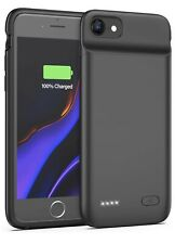 Lonlif Battery Case for iPhone 7/8, 3200mAh Portable Charging Case Protective