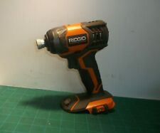 Ridgid R86034 18V Lithium Ion Hex Shank Impact Driver Tool Only