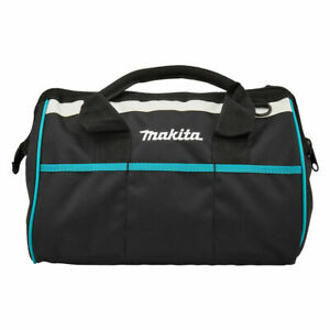 """Makita 832319-7 15"""" 360mm Open Gate Mouth LXT Tool Bag With Shoulder Strap"""