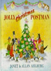 The Jolly Christmas Postman By Janet Ahlberg, Allan Ahlberg. 9780434925322
