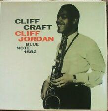 CLIFF JORDAN - CLIFF CRAFT - 2-TRACK 10 1/2 REEL 15ips READ DESCRIPTION ->