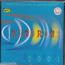 Dora 2001 CD Eurosong Eurovision song contest Croatia vanna strings of My Heart