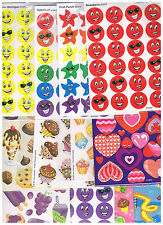 Scented Scratch & Sniff Stickers - Huge Assortment to choose from-Party Favours