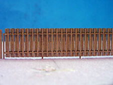 GOOD NEIGHBOR FENCE N Scale Model Railroad Structure Unptd  Laser Kit RSL3504