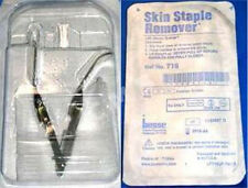 BUSSE Skin Staple Remover Kit Gauze Sponge Sterile Disposable 716 Medical USA