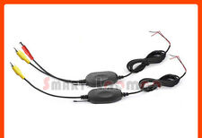 New 2.4GHZ Wireless Car Reversing Camera Video Transmitter Receiver Kit