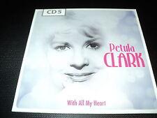 "CD NEUF ""PETULA CLARK - WITH ALL MY HEART"" 18 titres"