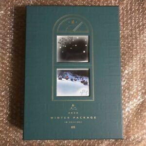 BTS Official 2020 Winter Package in Helsinki Full Package + Jungkook Photobook