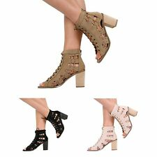 Block Party Peep Toes for Women