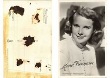CPA Mona Freeman FILM STAR (555943)