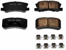 For 2008-2009 Dodge Caliber Disc Brake Pad and Hardware Kit Power Stop 53522SZ