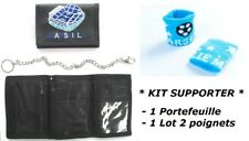 PORTEFEUILLE + BRACELET MARSEILLE OM  écharpe drapeau maillot scarf sciarpa ...