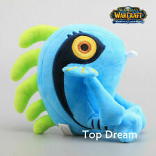 WOW World of Warcraft Murloc Plush Toy Stuffed Soft Doll Blue 8'' Gift