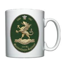 3rd Battalion, Monmouthshire Regt  -  Personalised Mug