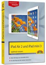 iPad Air 2 und iPad mini 3 aktuell zu iOS 8 ab der zweiten Genreation NEU/OVP