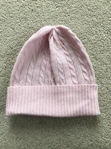 Harrods Baby Cashmere Hat