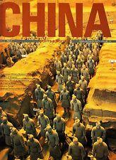China Sights & Insights Magazine August 1981 Fine Arts Shaanxi  Xinjiang