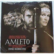 ENNIO MORRICONE - Amleto - LP VINYL OST 1990 SIGILLATO SEALED PUNZONATO