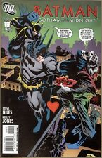 Batman: Gotham After Midnight #10 - VF