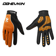Long Full Finger Cycling Gloves Gel Bike Motorcycle Mountain Gloves Touchscreen