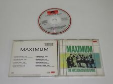 The Max Greger Big Band/MAXIMUM (Polydor 827 087-2) Cd Álbum