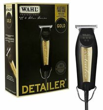 WAHL 5-Star Series Detailer T-Wide Blade Black & Gold Trimmer 8081-1100