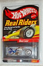 Hot Wheels Real Riders - 6 of 6 - Blast Lane - Series 6 - Release (Sold Out)