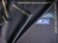 "Dormeuil ""dorsilk & Cashmere"" Lujo satisfaciendo Tela - 3.8 M. - hecho En Inglaterra"