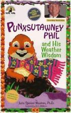 Punxsutawney Phil and His Weather Wisdom Book Groundhog Day February PA