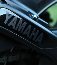 Yamaha 2006-2012 R6 Left Swingarm Decal