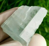35ct, Natural Rare Aquamarine Crystal from Shigar Valley Pakistan, US SELLER