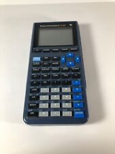 Vintage Texas Instruments 81 Graphing Calculator Blue (Tested)