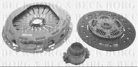 BORG & BECK CLUTCH KIT 3 IN 1 FOR IVECO BOX BODY / ESTATE DAILY 2.3 70 95