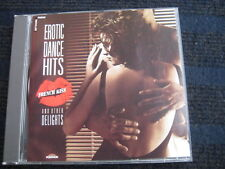 CD Various Artists  Erotic Dance Hits  FRENCH KISS  and other delights 840 672-2