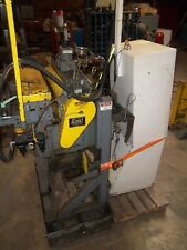 Colt Uncoiler And Straightener 4000 Lb 18 Wide 060 Thick Coil Reel Decoiler