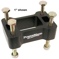 PowerMaddNoN-Pivot Riser Blocks~2011 Ski-Doo Summit Everest 800R Power TEK 163