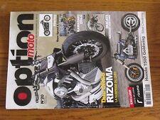 $$$ Revue Option Moto N°20 Honda 1500 GoldwingHarleyKawasaki ER6-NRizoma