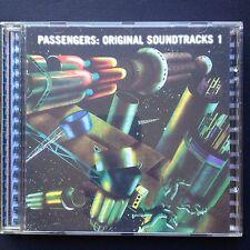PASSENGERS Original Soundtracks 1 OSTs CD 1995 Brian Eno Bono The Edge Pavarotti