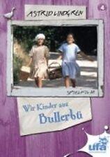 "ASTRID LINDGREN ""WIR KINDER AUS BULLERBÜ"" DVD NEU"