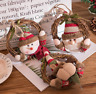 Cartoon Christmas Door Hanging Tree Home Party Decor Ornaments Xmas Gift /DK
