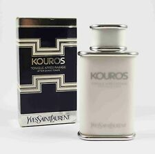 YVES SAINT LAURENT KOUROS 50ml After Shave YSL NEU Alte Auflage