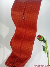 Kirby Vacuum Cleaner Cloth Outer Bag Heritage I Orange Full Zipper Bag