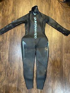 Quintana Roo Wetsuit Hydrosix Women's Size S2 QR
