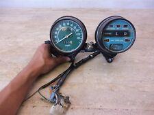 1976 Honda CB750A Hondamatic H1515+ Gauge Cluster Speedometer Tachometer Dials