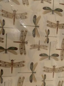 Quality Designer  Rossi Italian  Wrapping Paper 10 Sheets Dragonfly's