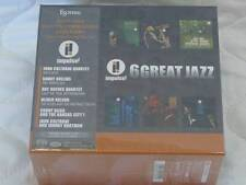 impulse! 6 GREAT JAZZ BOX set JAPAN ESOTERIC SACD/CD Hybrid F/S from JAPAN NEW